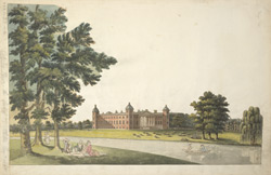 Osterley House, the seat of Robert Child, Esq.